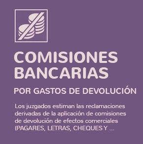 Comisiones bancarias murcia