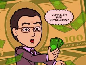 Comisiones bancarias por devolución murcia