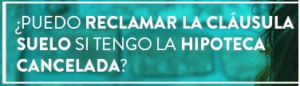 Hipoteca Cancelada Murcia